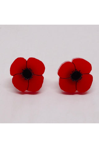 Lili0918 Poppy Earrings