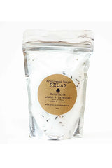 BRIDLEWOOD SOAPS Lemon & Lavender - Relax Bath Salts