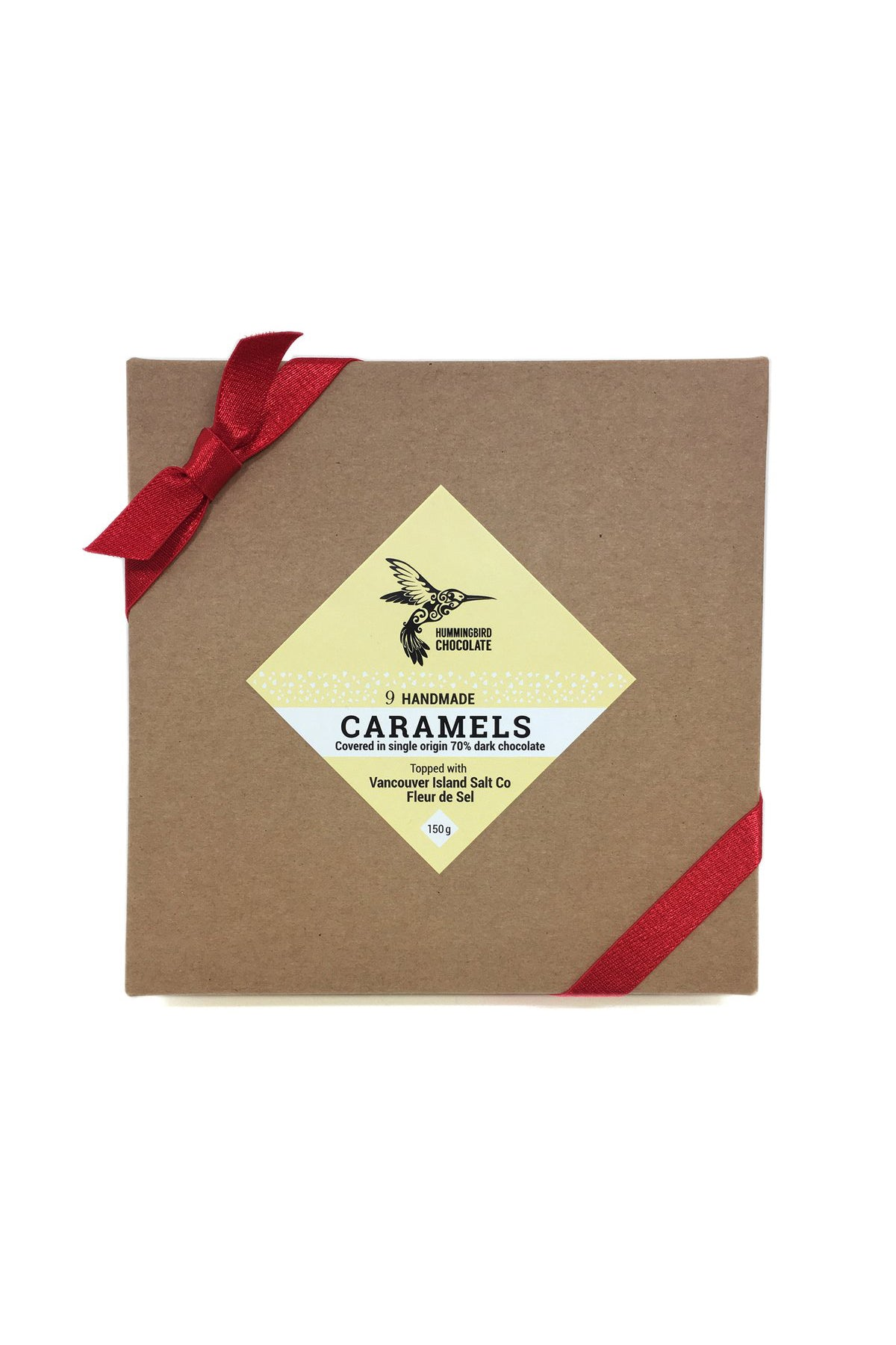 Salted Caramels - 9 piece box