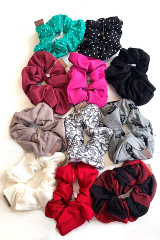 Scrunchie - Several Colour Options for Gift Boxes