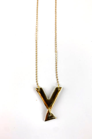 Charcoal Grey Arrow and Triangle with Gold Lustre