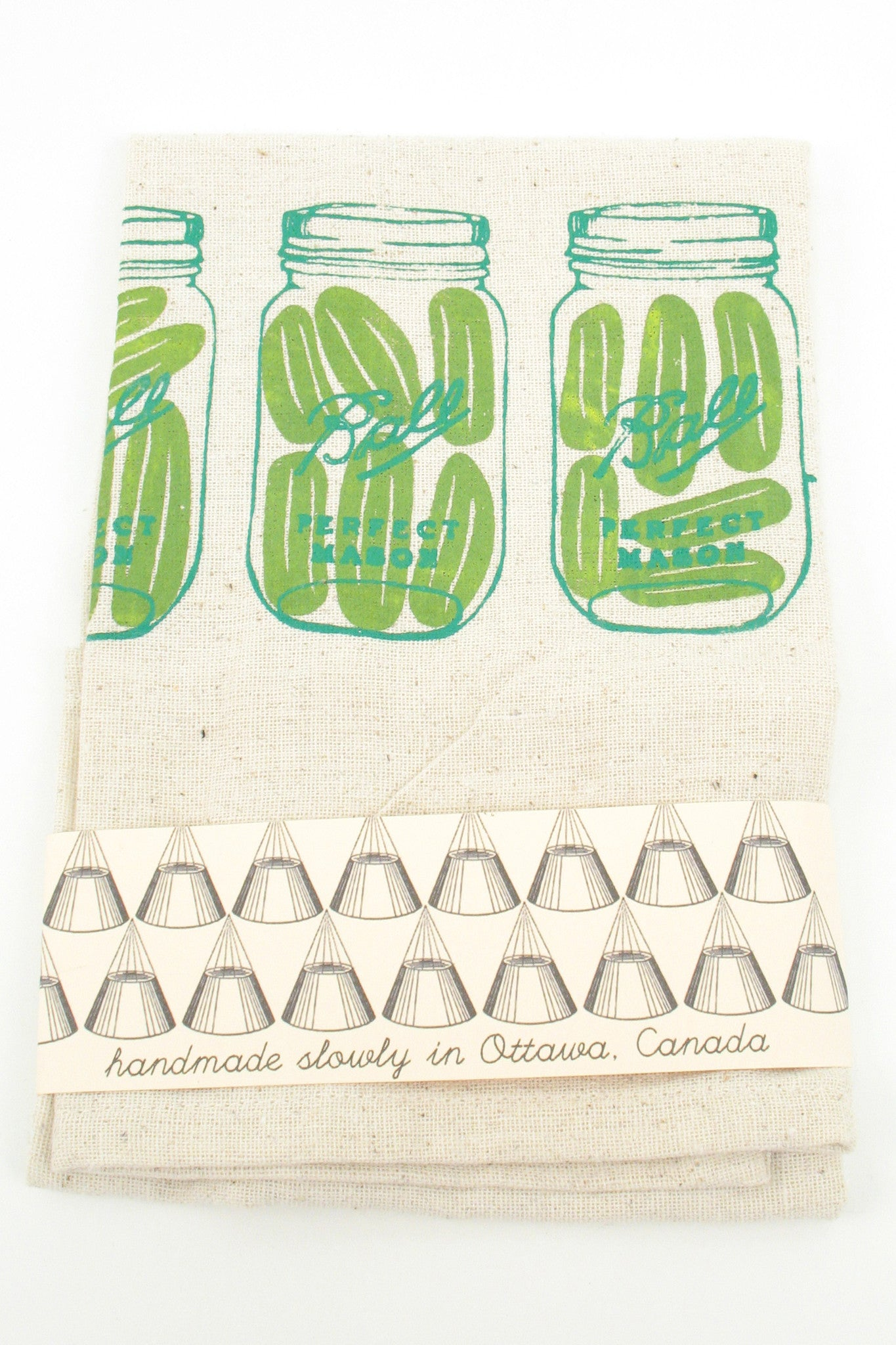 Pickles Tea Towel