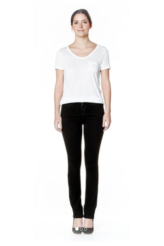 High Rise Skinny Yoga Jean -  Apple Cider