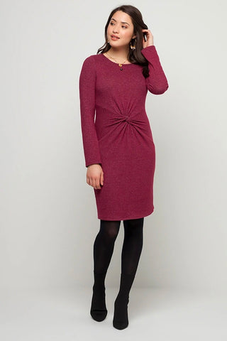 Vera Ribbed Dress