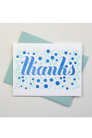 Thanks Dots Inkwell Originals Card