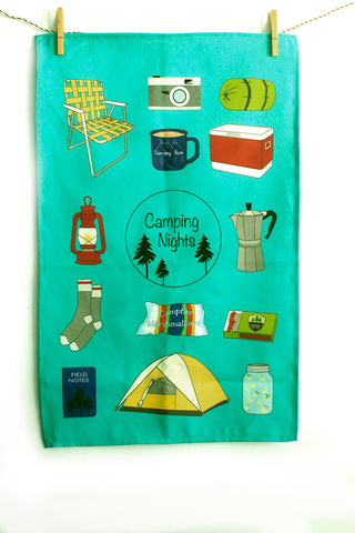 Camping Mug - Adventure Awaits Ornament