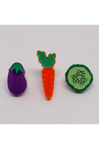 Lili0915 Veggie Earrings