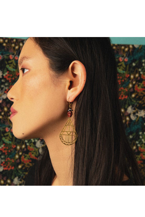 Woodside Earrings