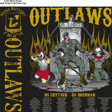 Platoon Shirts (digital) ALPHA 1st 40th OUTLAWS JUNE 2015