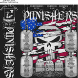 PLATOON SHIRTS (digital) ALPHA 1st 40th PUNISHERS DEC 2015