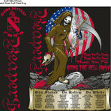 Platoon Shirts (digital) Alpha 1st 79th REAPERS AUG 2015