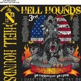 Platoon Shirts (digital) BRAVO 1st 79th HELLHOUNDS AUG 2015