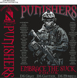 PLATOON SHIRTS (digital) CHARLIE 1st 19th PUNISHERS FEB 2016