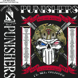 Platoon Shirts (2nd generation print) CHARLIE 1ST 19TH PUNISHERS SEPT 2017