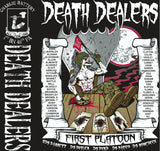 Platoon Shirts (2nd generation print) CHARLIE 1st 40th DEATH DEALERS JUNE 2018