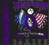 PLATOON SHIRTS (digital) CHARLIE 1st 40th REAPERS FEB 2016
