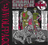 PLATOON SHIRTS (2nd generation print) CHARLIE 1st 40th WOLFPACK MAY 2016