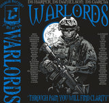 Platoon Shirts CHARLIE 1st 40th WARLORDS JULY 2015