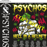 Platoon Shirts (2nd generation print) DELTA 1st 79th PSYCHOS SEPT 2020