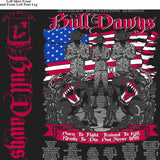 PLATOON SHIRTS (digital) DELTA 1st 40th BULLDAWGS DEC 2015