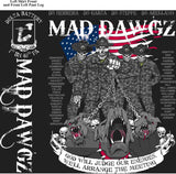 PLATOON SHIRTS (digital) DELTA 1st 40th MAD DAWGZ DEC 2015