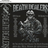 Platoon Shirts Delta 1st 79th DEATH DEALERS AUG 2015
