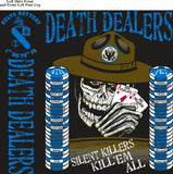 Platoon Shirts DELTA 1st 79th DEATH DEALERS MAY 2015