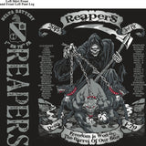 Platoon Shirts DELTA 1st 79th REAPERS MAY 2015