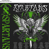 PLATOON SHIRTS (2nd generation print) DELTA 1st 79th SPARTANS APR 2016
