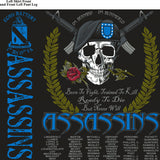 Platoon Shirts ECHO 1st 19th ASSASSINS SEPT 2015
