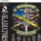 Platoon Shirts (2nd generation print) ECHO 1st 19th GLADIATORS NOV 2019
