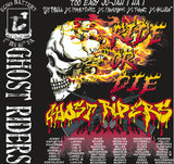 Platoon Shirts (2nd generation print) ECHO 1ST 40TH GHOST RIDERS FEB 2018