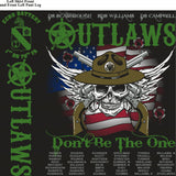 Platoon Shirts ECHO 1st 79th OUTLAWS JULY 2015