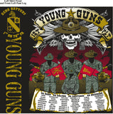 Platoon Shirts ECHO 1st 79th YOUNG GUNS JULY 2015