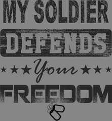 MY SOLDIER DEFENDS