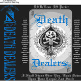 PLATOON SHIRTS (2nd generation print) FOX 1st 19TH DEATH DEALERS MAY 2016