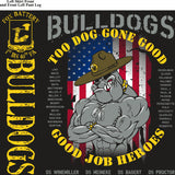 Platoon Shirts FOX 1st 40th BULLDOGS MAY 2015