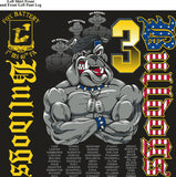 Platoon Shirts (digital) FOX 1st 40th BULLDOGS NOV 2015