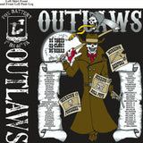 PLATOON SHIRTS (digital) FOX 1st 40th OUTLAWS FEB 2016