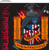 PLATOON SHIRTS (digital) FOX 1st 40th PUNISHERS FEB 2016