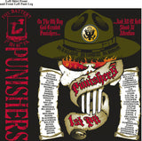Platoon Shirts FOX 1st 40th PUNISHERS AUG 2015