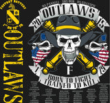 PLATOON SHIRTS (digital) FOX 1st 79th OUTLAWS DEC 2015