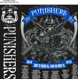 Platoon Shirts (2nd generation print) DELTA 1ST 31ST PUNISHERS DEC 2017