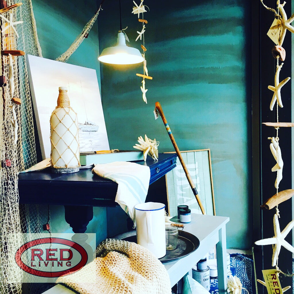 Decorate with Coastal Blues
