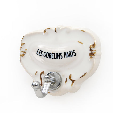 Ceramic Hook Les Gobelins Paris
