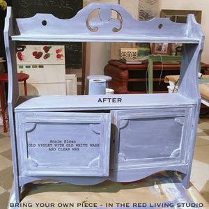 Chalk Paint™ Makeover - Bring Your Own Piece