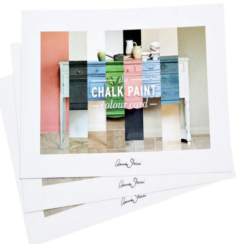 Chalk Paint™ Colour Card