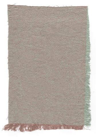 Coloured Linen - COCO + DUCK EGG BLUE