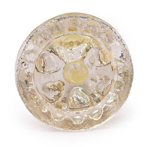 Pressed Glass Knob - Small