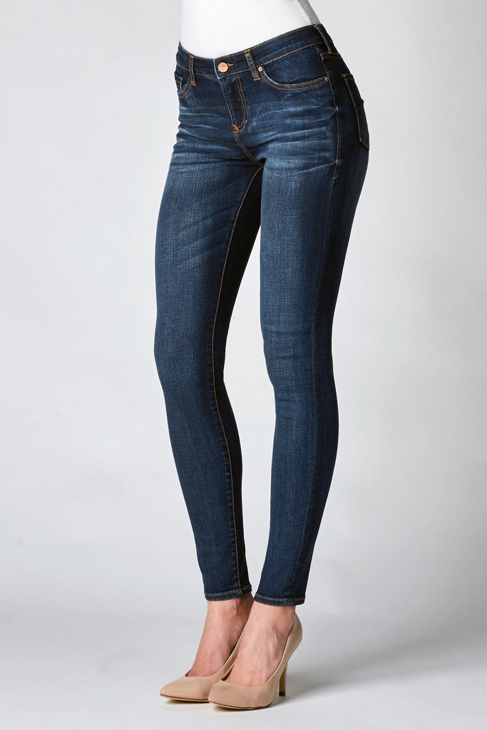 Gisele High-Rise Skinny - Reload Wash - shopmagnolias